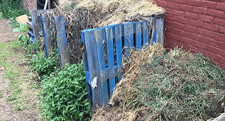 Compost Doesn't Just Happen: Many school and community gardens have compost piles that suffer from neglect. An NJAES training program provides the steps for creating productive compost piles.